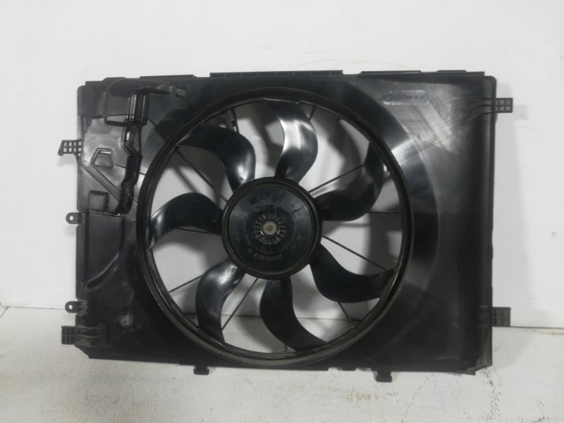 Диффузор вентилятора Mercedes A (б/у)