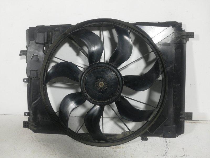 Диффузор вентилятора Mercedes Cla A2465000064 (б/у)