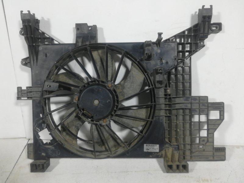 Диффузор вентилятора Renault Duster (б/у)