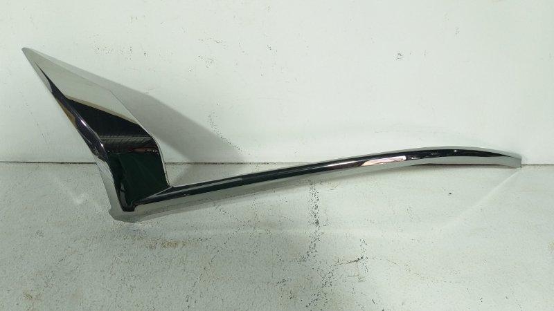 Планка фары Toyota Land Cruiser Prado 150 J150 2009> правая 5314760030 (б/у)
