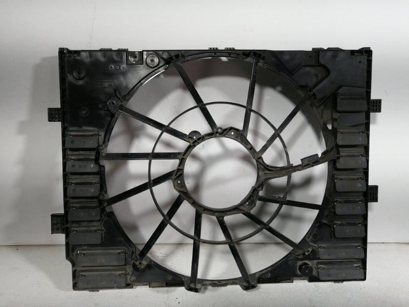 Диффузор Volkswagen Touareg 2 7P0121207B (б/у)