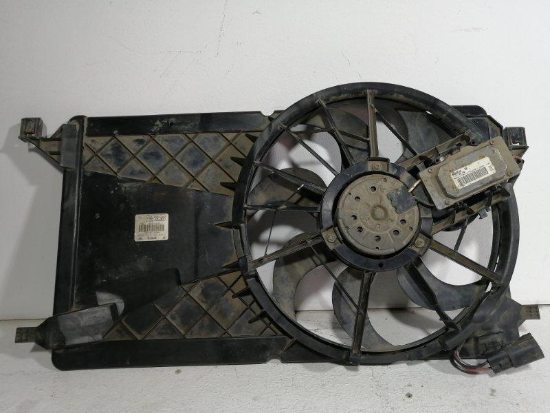 Вентилятор радиатора Ford Focus 2 CB4 2005 1530980 (б/у)