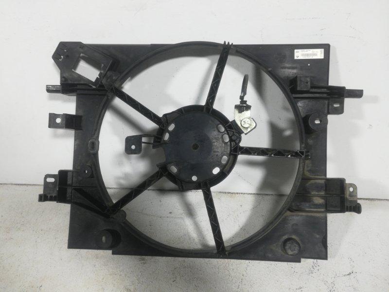 Диффузор вентилятора Renault Logan 2 L8 214811897R (б/у)
