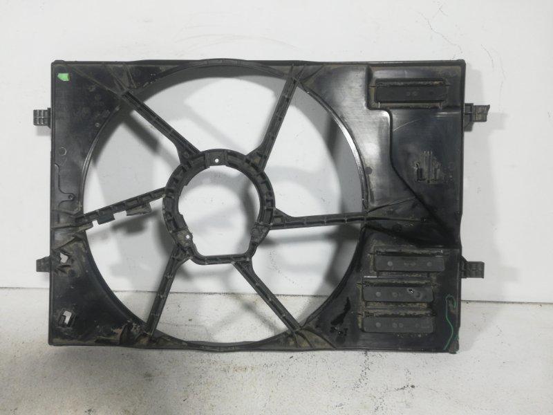 Диффузор вентилятора Volkswagen Octavia A7 5Q0121205AL (б/у)