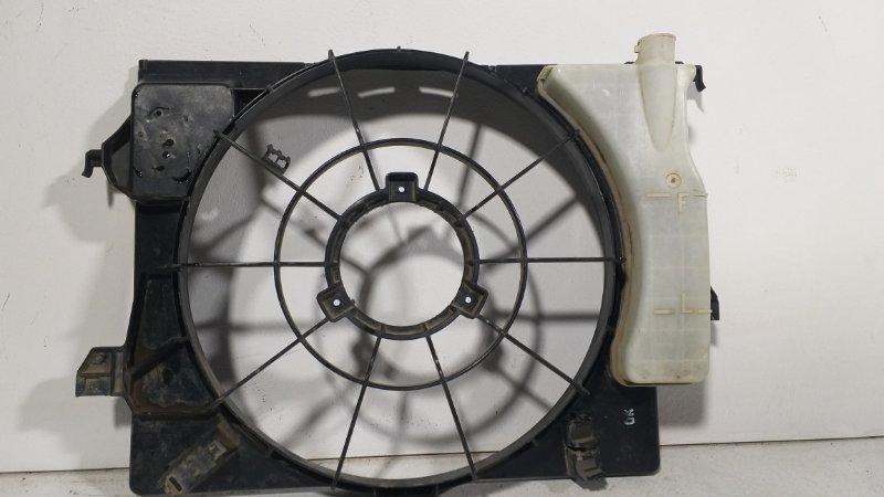 Диффузор Hyundai Rio 3 253801R000 (б/у)