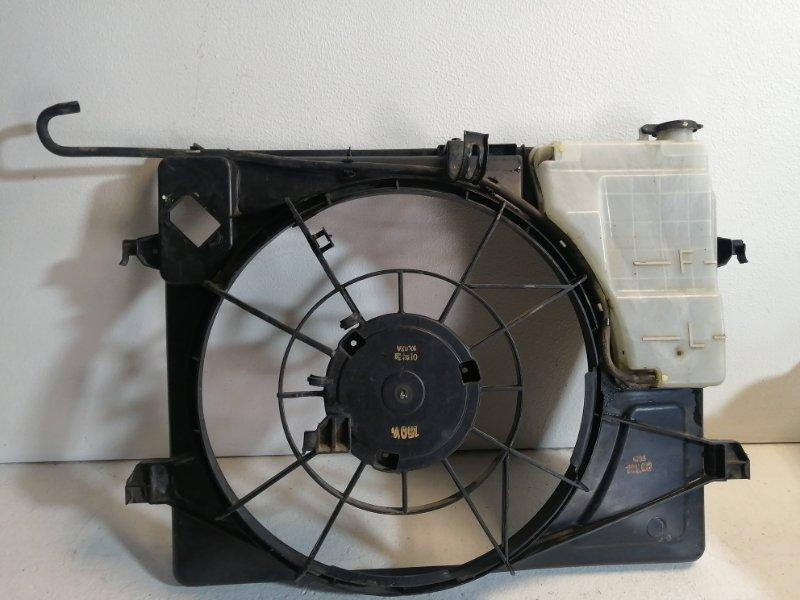 Диффузор вентилятора Kia Cerato 2 TD 2008 253501M000 (б/у)