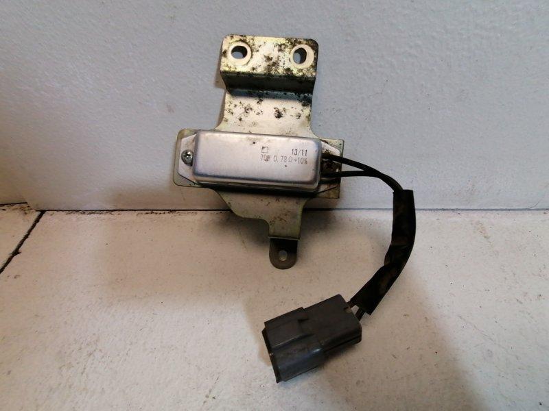 Блок управления вентилятором Nissan Tiida 1 21493EW80A (б/у)