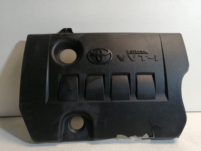 Крышка двигателя Toyota Rav4 XA40 2.0 3ZRFE 2013 передняя (б/у)