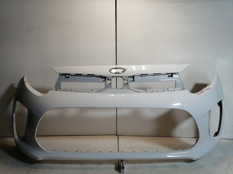 Бампер передний Kia Picanto 3 (б/у)