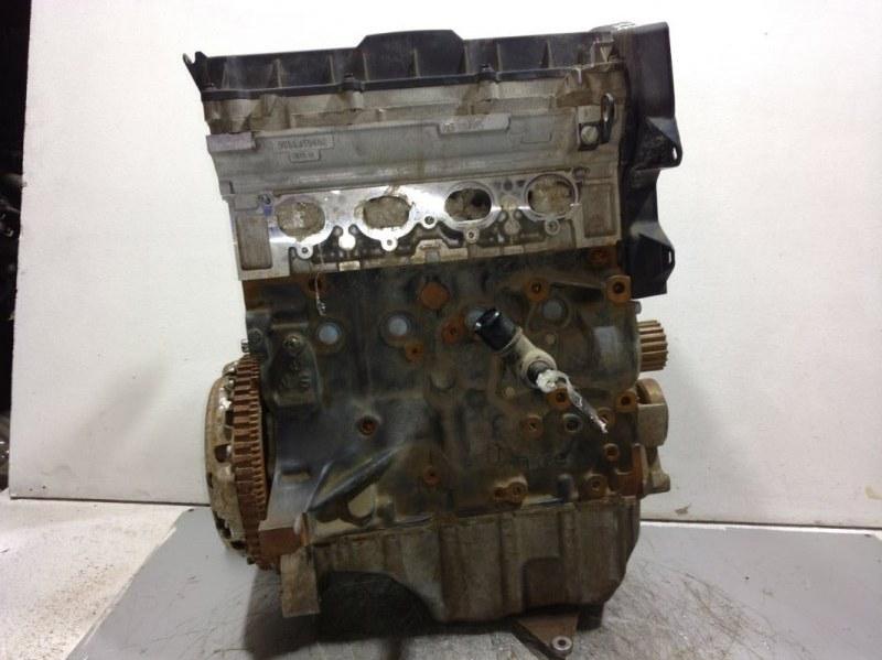 Двигатель (двс) Peugeot 207 WK NFU 2006 (б/у)