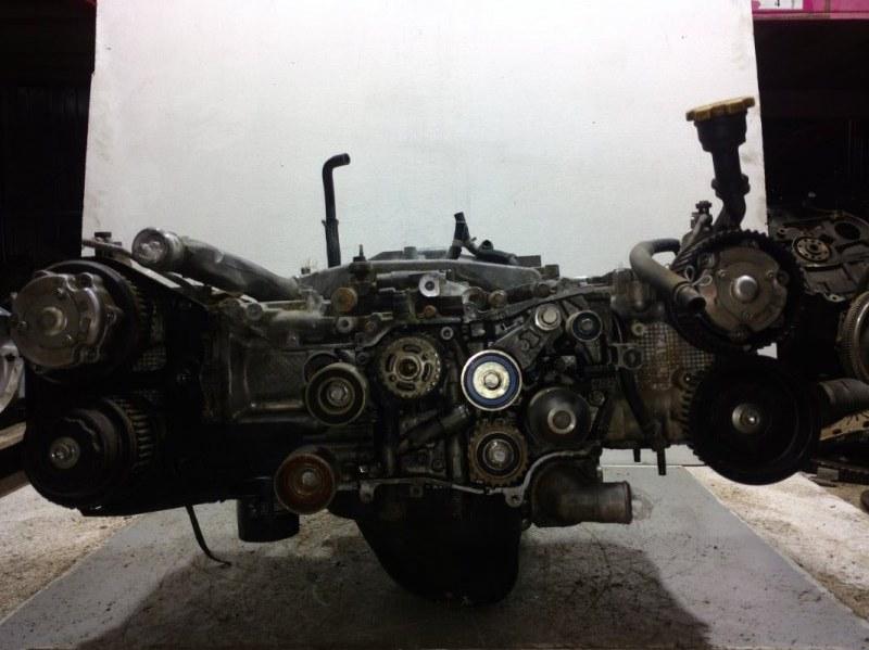 Двигатель (двс) Subaru Impreza G12 1.5 2007 (б/у)