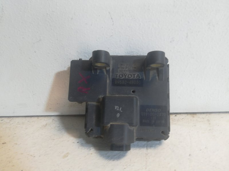 Блок управления акпп Lexus Rx AL10 2GRFE 2009 (б/у)