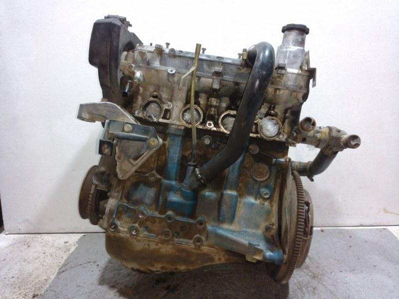 Двигатель (двс) Lada 2110 2110 (б/у)