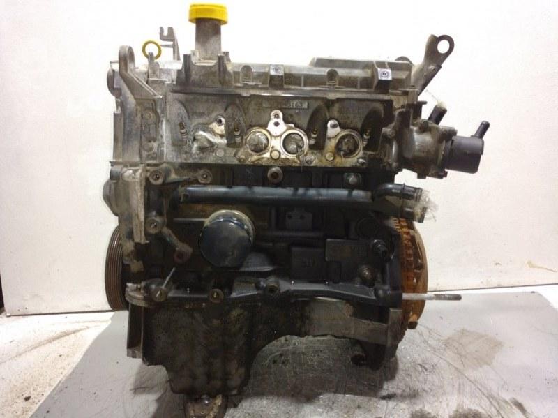 Двигатель (двс) Renault Sandero 1 BS 2009 (б/у)