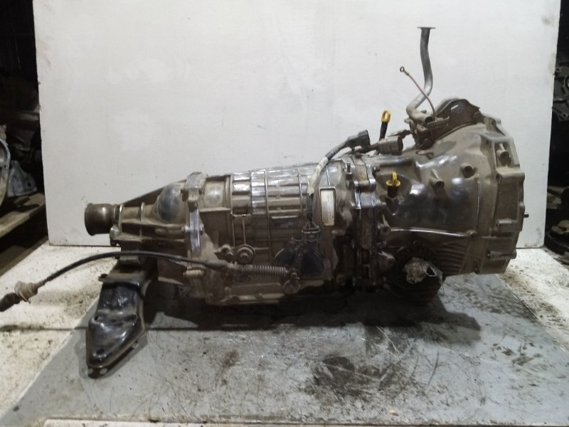 Акпп Subaru Impreza G12 EL15 2007 TZ1B8LA1AA (б/у)