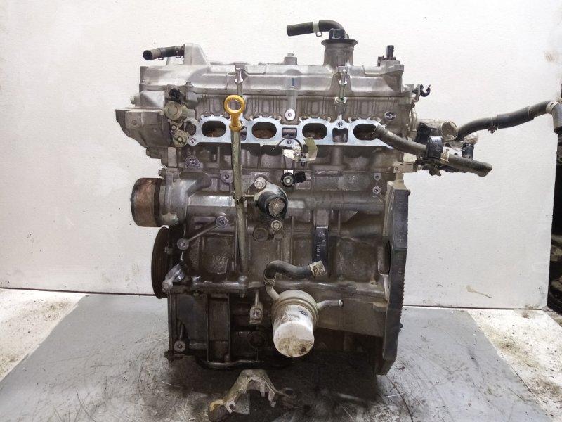 Двигатель (двс) Nissan Juke F15 HR16 2011> (б/у)