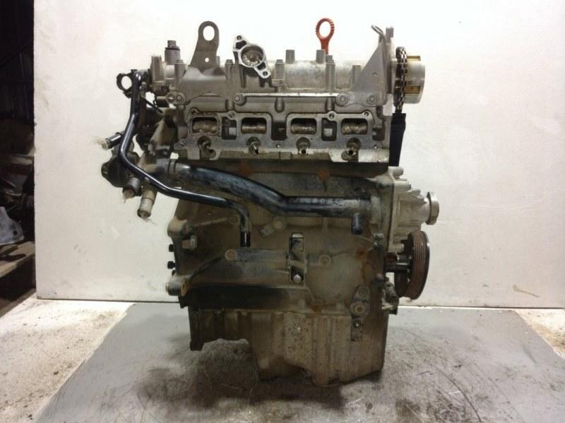 Двигатель (двс) Skoda Octavia A5 A5 1.4 2008 (б/у)