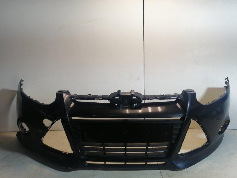 Бампер передний Ford Focus 3 (б/у)