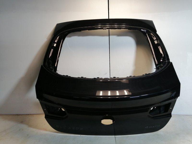 Дверь багажника Mercedes Gls Coupe C253 2016> задняя A2537400105 (б/у)