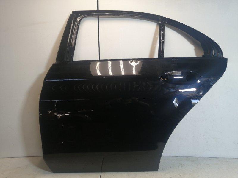 Дверь Mercedes Glc X253 2015> задняя левая A2137320110 (б/у)