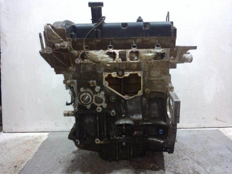 Двигатель (двс) Ford Fusion CBK 1.4 2005 (б/у)