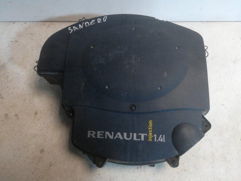 Корпус воздушного фильтра Renault Sandero 1 2005 8201076708 (б/у)
