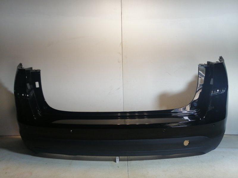Бампер задний Hyundai Tucson 3 TL 2015> 86611D7500 (б/у)