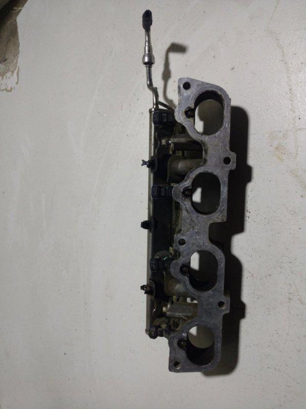 Рейка топливная (рампа) Nissan Teana J32 0 280 158 130 (б/у)
