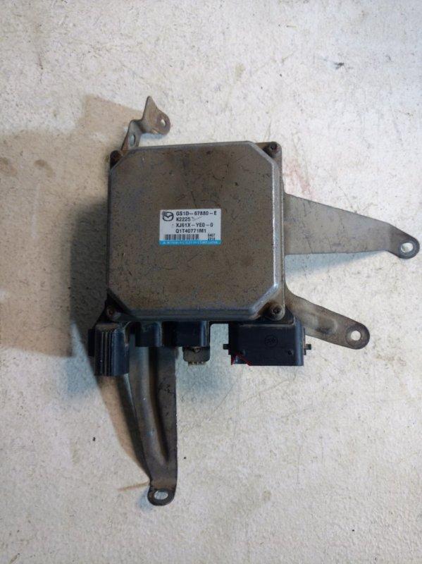 Блок управления рулевой рейкой Mazda 6 GH L813 2007 gs1d 67880 e (б/у)