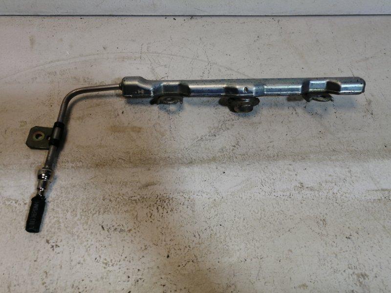 Рейка топливная (рампа) Toyota Corolla 120 E120 2327022010 (б/у)