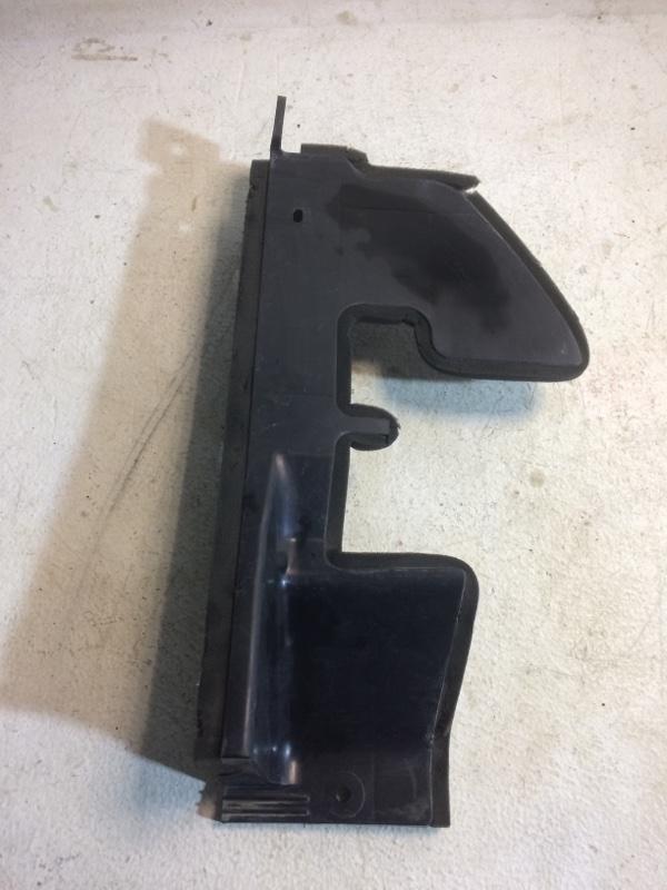 Дефлектор радиатора Nissan X-Trail 3 левый (б/у)