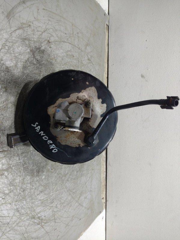 Вакуумный усилитель Renault Sandero 1 (б/у)