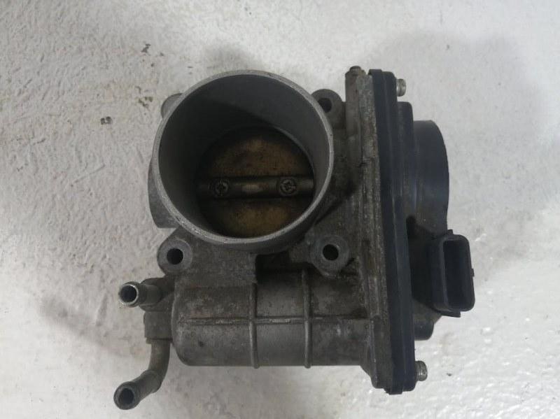 Дроссельная заслонка Nissan Note E11 2006 16119-ED00B (б/у)