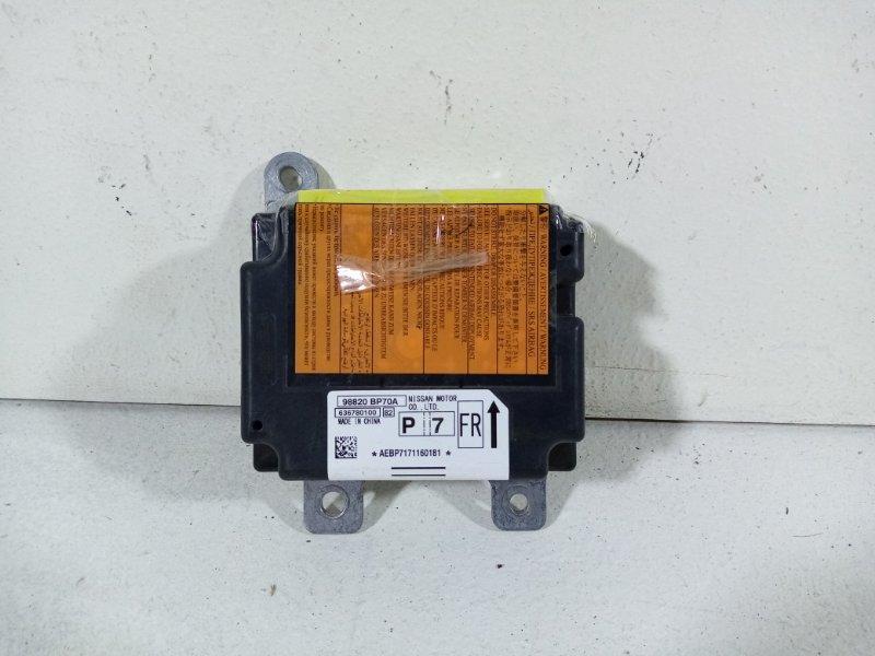 Блок управления air bag Nissan Qashqai 2 J11 (б/у)