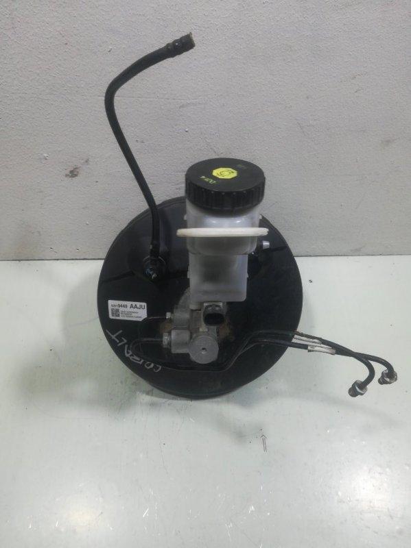 Вакуумный усилитель Chevrolet Cobalt T250 2011 передний 557805026 (б/у)