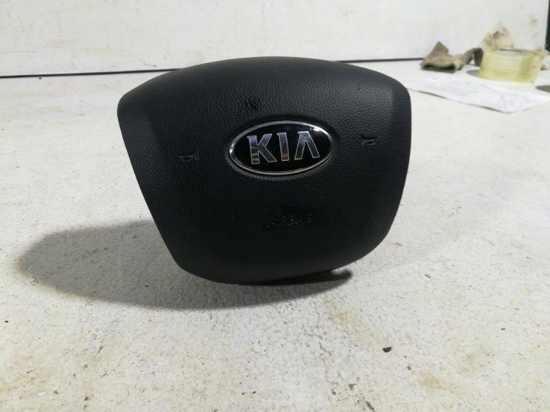 Подушка безопасности в рулевое колесо Kia Rio 3 QB 2011 569004XXX (б/у)