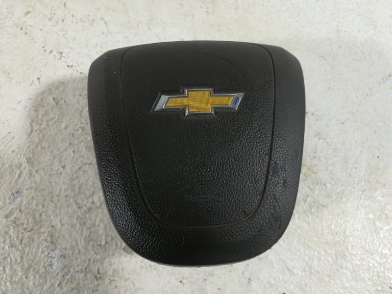 Подушка безопасности в рулевое колесо Chevrolet Cobalt T250 2011 422142034 (б/у)