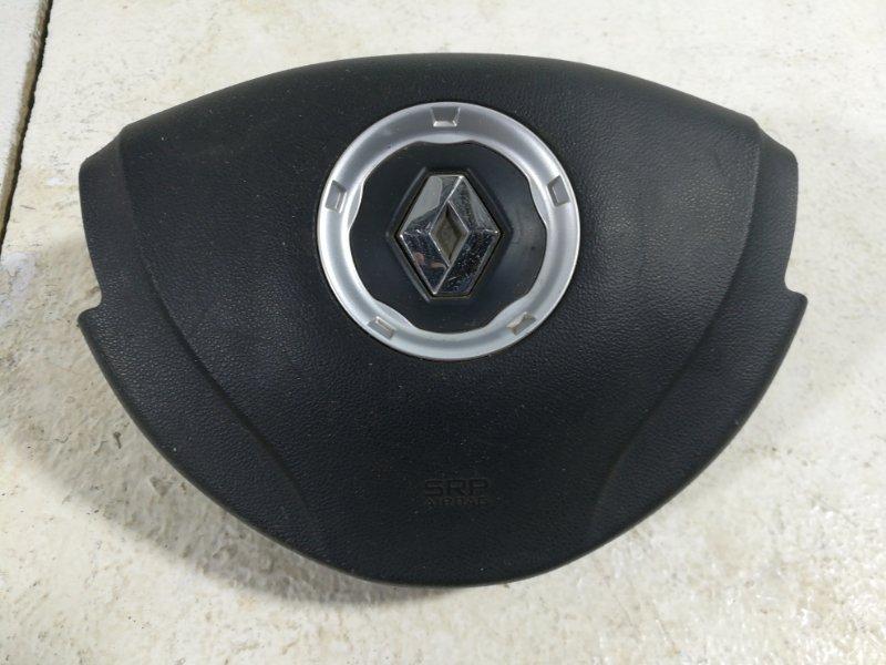 Подушка безопасности в рулевое колесо Renault Logan 1 LS 2010 8200891578 (б/у)