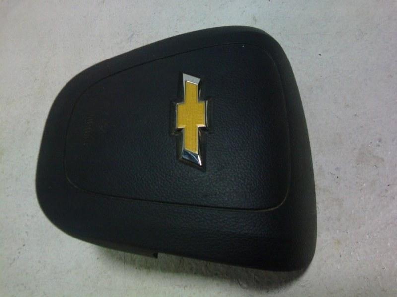 Подушка безопасности в рулевое колесо Chevrolet Cruze J300 2009 13286903 (б/у)