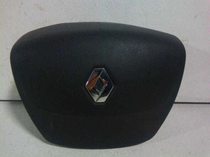 Подушка безопасности в рулевое колесо Renault Megane 3 JZ 2009 985100007R (б/у)