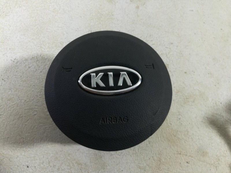 Подушка безопасности в рулевое колесо Kia Cerato 2 TD 2011> 569001M400 (б/у)