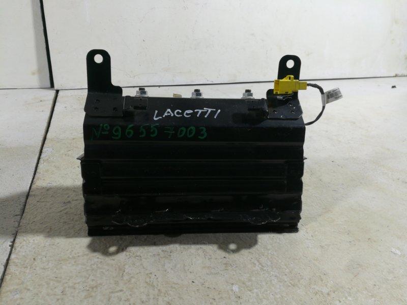 Подушка безопасности пассажира Chevrolet Lacetti J200 2003 96557003 (б/у)
