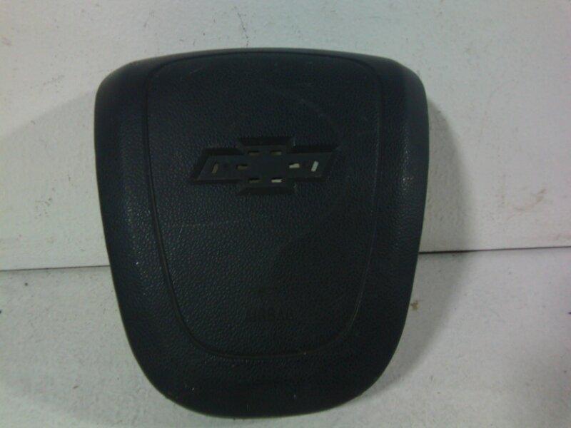 Подушка безопасности в рулевое колесо Chevrolet Aveo T300 T300 2011> (б/у)