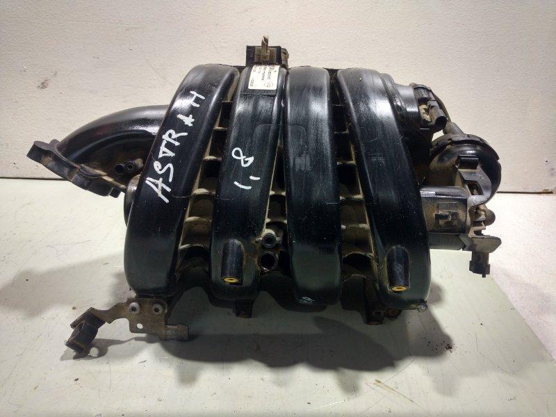 Коллектор впускной Opel Astra H Z16XER 55563685 (б/у)