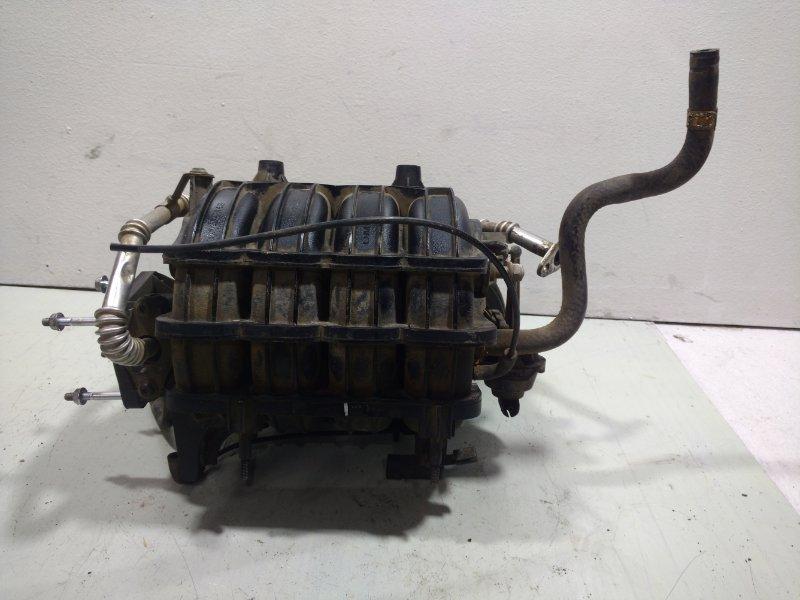 Коллектор впускной Chevrolet Lacetti J200 1.4 96452343 (б/у)