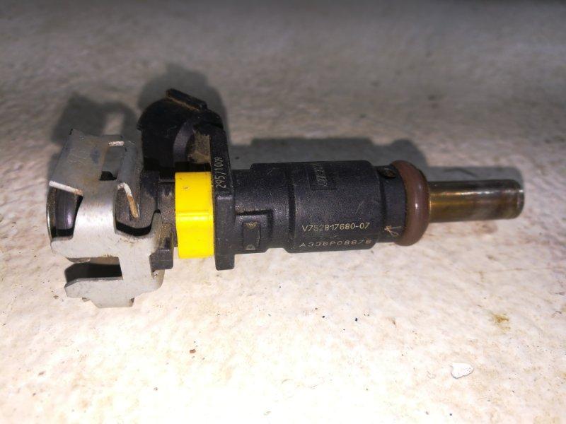 Форсунка инжекторная электрическая Peugeot 308 4B 2007 (б/у)