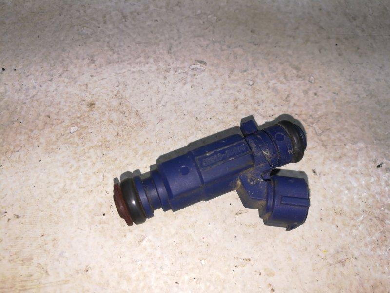 Форсунка инжекторная электрическая Peugeot 308 4B 2007 353102B000 (б/у)