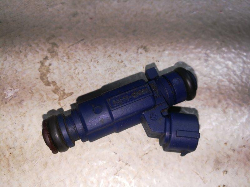 Форсунка инжекторная электрическая Hyundai Rio 3 4B 2007 353102B000 (б/у)