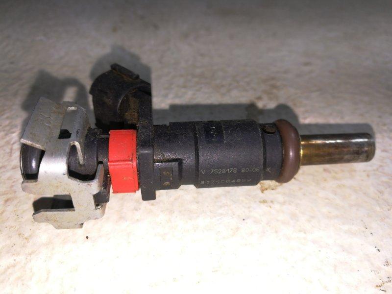 Форсунка инжекторная электрическая Peugeot 207 WK 2006 75381768006 (б/у)