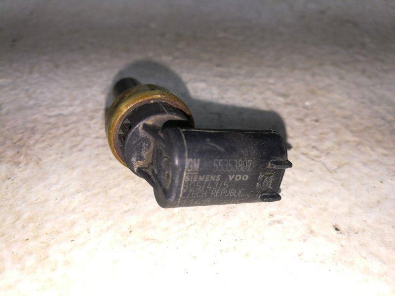 Датчик температуры Opel Astra H L48 2004 55353807 (б/у)